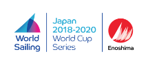 Hempel World Cup Series Final - Enoshima logo