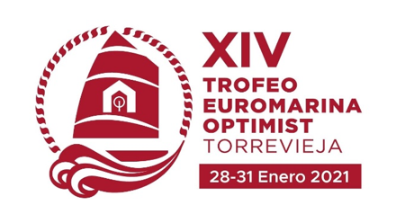 XIV Trofeo Internacional Euromarina Optimist Torrevieja - Optimist Excellence Cup logo
