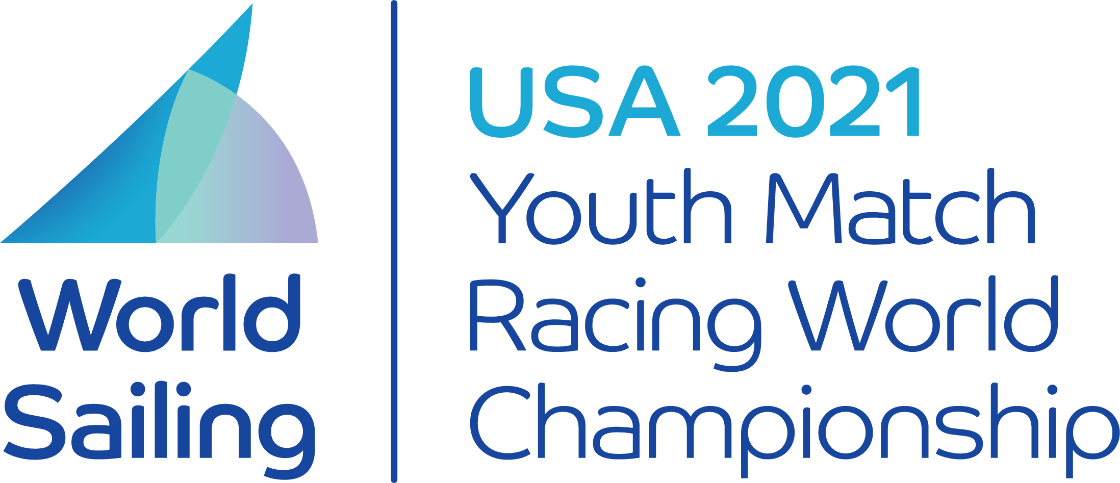 2021 Youth Match Racing World Championship logo