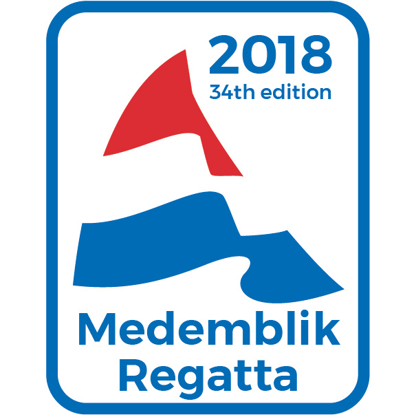 Medemblik Regatta (formerly Delta Lloyd Regatta) logo